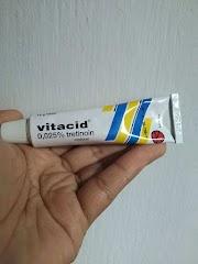 Vitacid, Si Kecil Penghilang Komedo