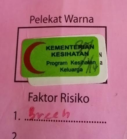 INFO UNTUK IBU HAMIL_MAKSUD KOD-KOD WARNA DI BUKU KESIHATAN PINK ANDA! 2