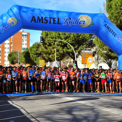 Carrera de Ciudad Real 2015 - Carrera
