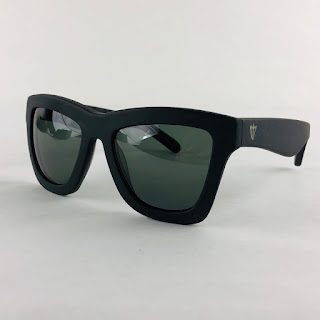 Valley Eyeware Matte Sunglasses