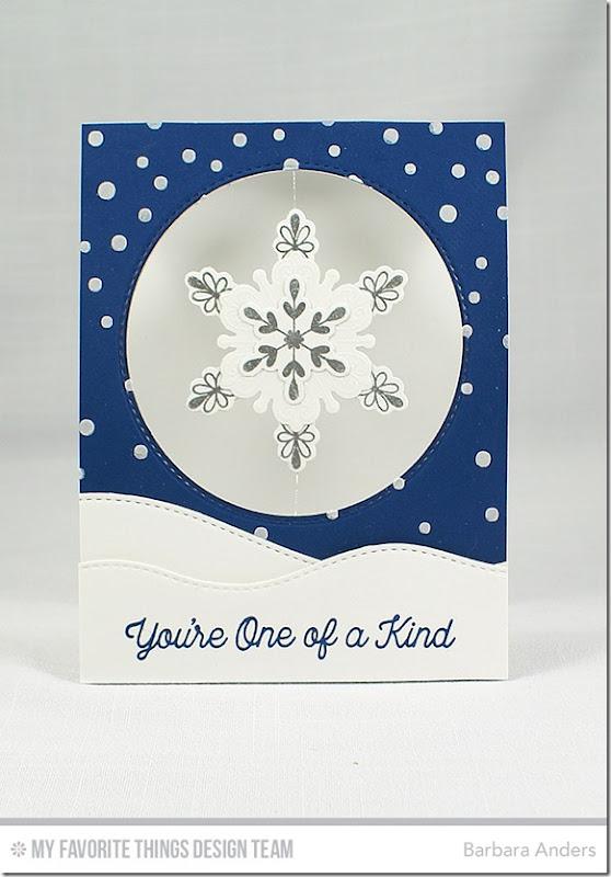 snowflakeclasscard