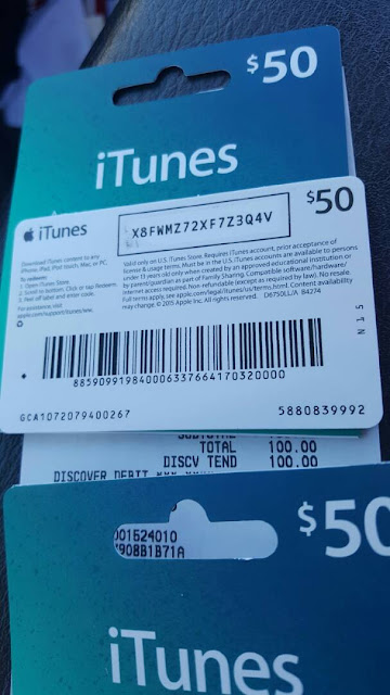 HOT DEAL: Sell Your iTunes Gift cards, Walmart, Amazon or Vanilla Gift cards Here. | Betavibes.com