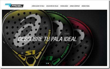 Colección ASICS Pádel 2016 en su nueva web: www.reinventaelpadel.com