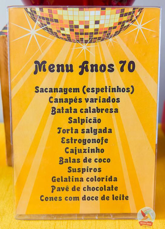 Chá Blogueiras Anos70
