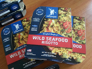 Seafood that stays yummy! #fishpeopleparty #sponsored
