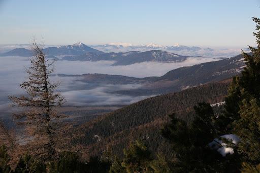 Chočské vrchy a Malá Fatra