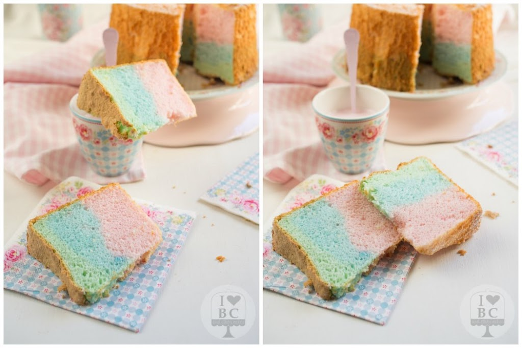 Party Angel Food Cake