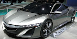 Honda (Acura) NSX 2015