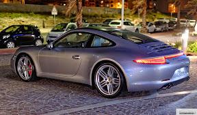 Porsche 991 in Malta