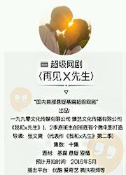 Goodbye Mr. X China Drama