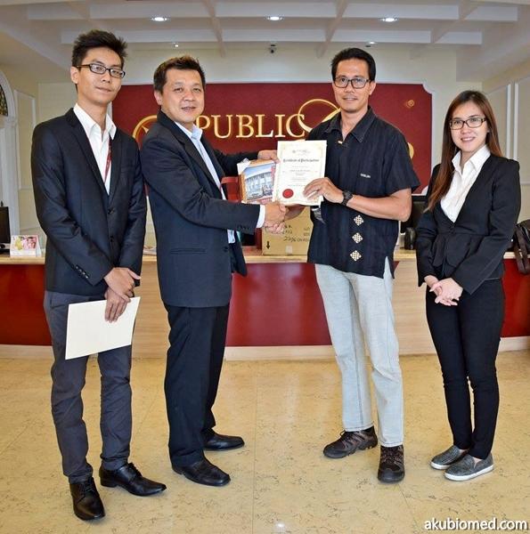 penyampaian sijil SIP