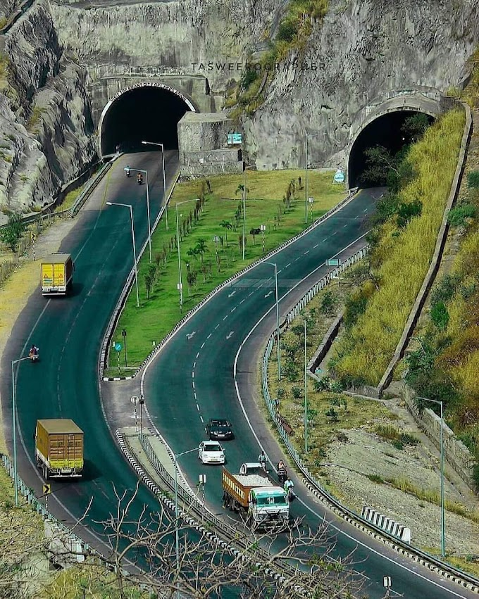Chirwa Tunnel Udaipur Rajasthan
