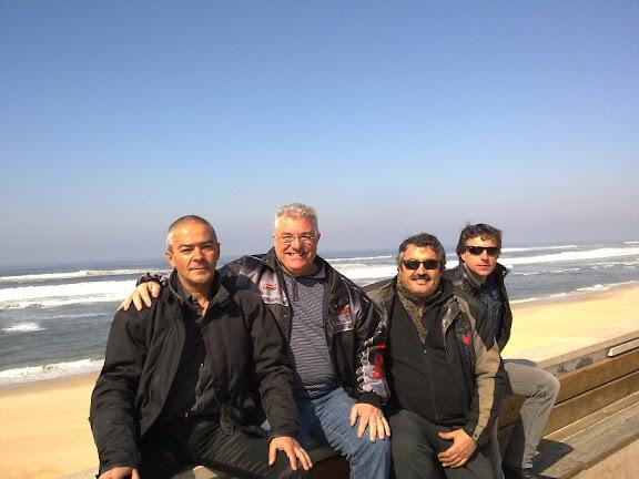 Elísio - Elisio foi à praia de Vieira com Comarriscos!!! 250220122101