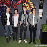 OIC - ENTSIMAGES.COM - The Vamps at the  Notion Magazine x Swatch - issue 70 launch party  London 9th September 2015 Photo Mobis Photos/OIC 0203 174 1069