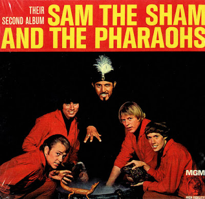Sam The Sham & The Pharaohs ~ 1965 ~ Their Second Album