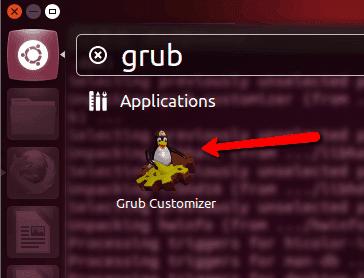 Grub customizer. Lo mejor para modificar el Grub con garantía de éxito