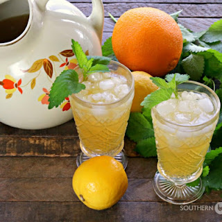 Tropical Iced Tea Punch.