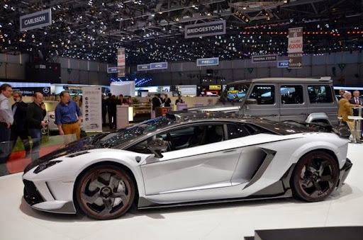 Những chiếc xế độ cực đỉnh của Mansory tại Geneva 2014 10