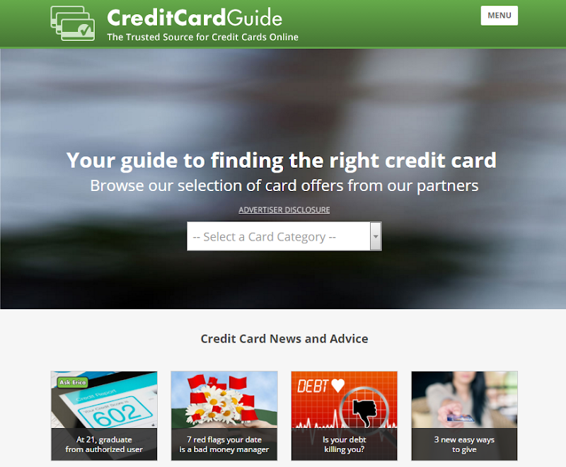 Your guide to finding the right credit card