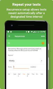 Magic SMS Pro – Smart Auto Reply and Scheduled SMS v1.1.3 [Paid] 5