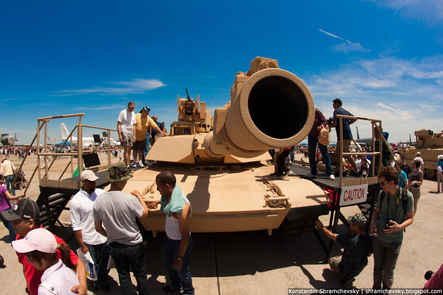 USA Andrews Air Force Base M1A1 Abrams США Эндрюс Авиабаза Абрамс М1А1