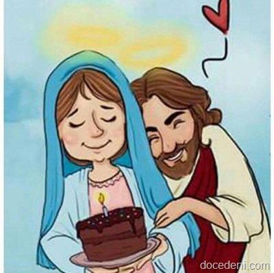 Feliz aniversário, Jesus