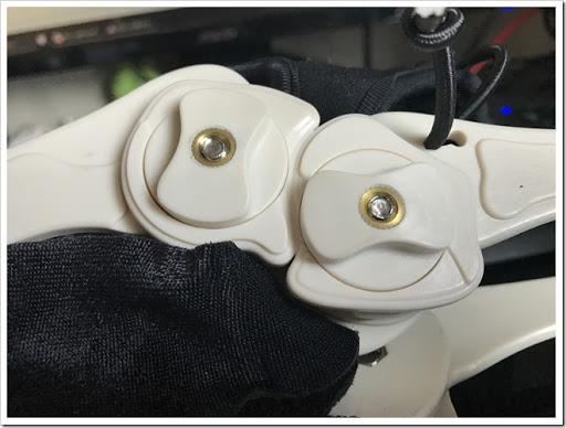 IMG 1369 thumb%25255B2%25255D - 【ガジェット】遂に出た!ARMORE™ ARM EXERCISERレビュー!その見た目は外骨格?それとも大リーガー養成ギブス?