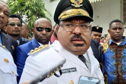 Gubernur Papua Ngamuk, Ancam Bakar Toko Penjual Miras