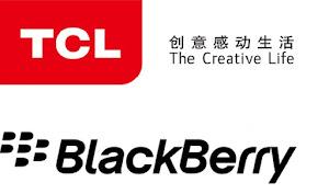 TCL đặt cược vào thương hiệu BlackBerry, bỏ Palm