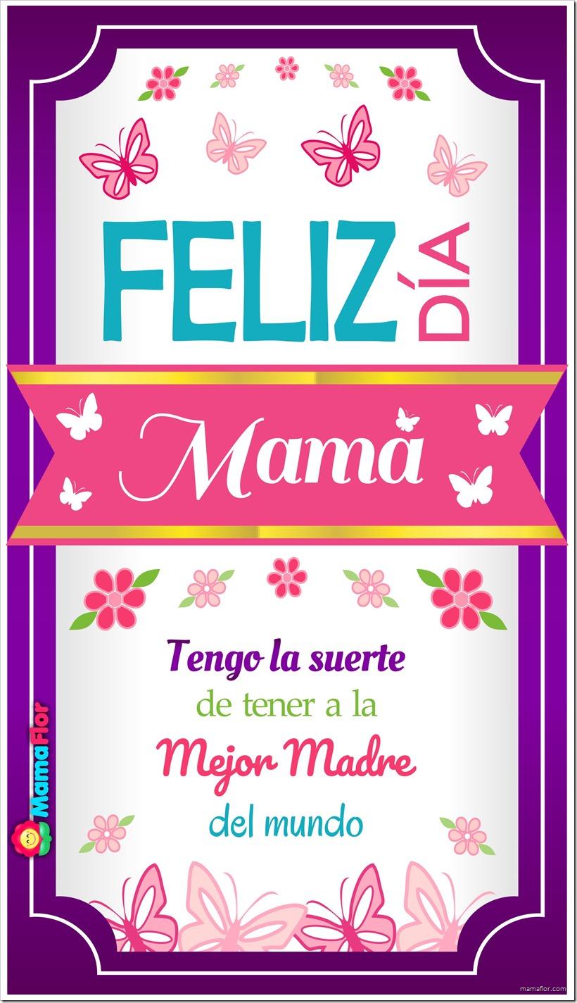 Etiquetas de Vino para el Día de la Madre