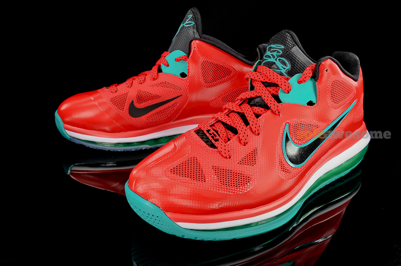 2cf0ccdc9e6 ... Nike LeBron 9 Low Liverpool 8211 Official Date amp New Photos ...