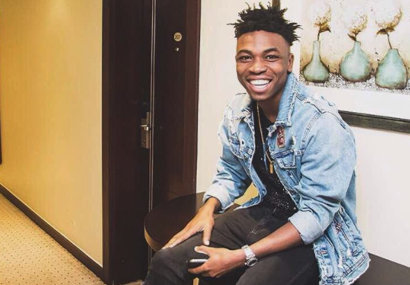 30billion For The Account oo! Mayorkun Rented A Whole Cinema To Watch A Movie Alone (See Photos)