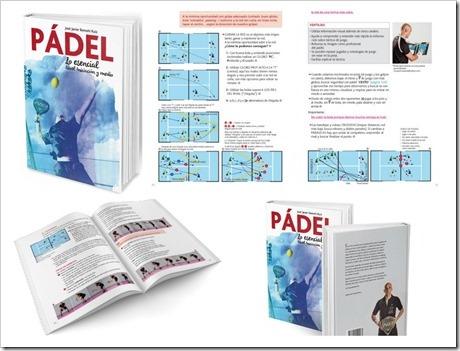 """""""Lo Esencial del Pádel"""" (Nivel Iniciación y Medio)"""