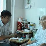 Thăm các Cụ cao niên KG5