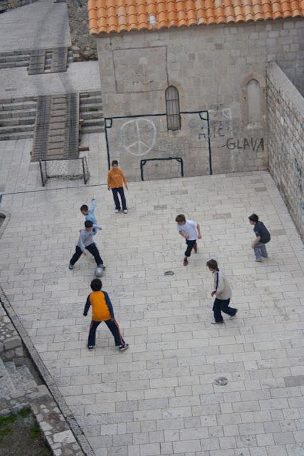 Dubrovnik-Futbol