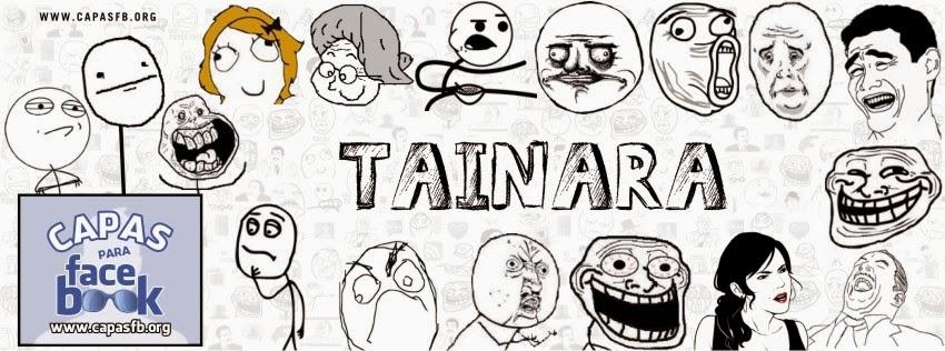 Capas para Facebook Tainara