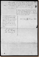 Archibald McQuaige WILL, page 2