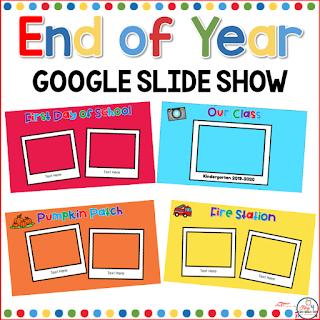 End School slideshow