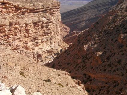 Von der Dades- in die Todra-Schlucht, Atlas-Gebirge, Marokko