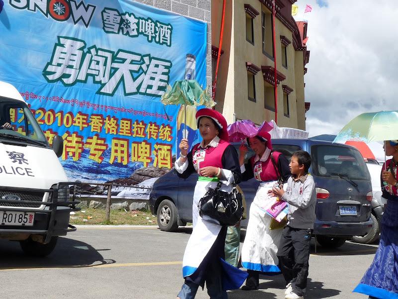 Chine. Yunnan.Shangri la Course hippique annuelle - P1250734.JPG