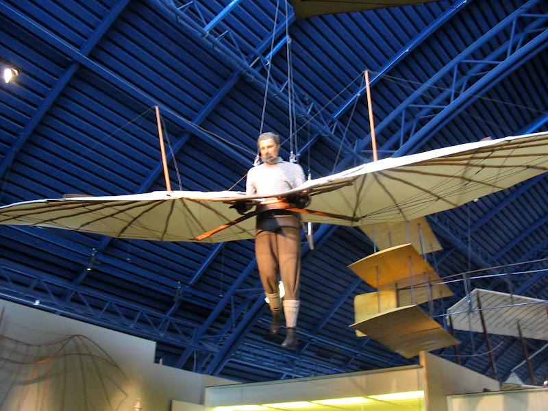 Science Museum: jeden z pierwszych modeli maszyny latającej