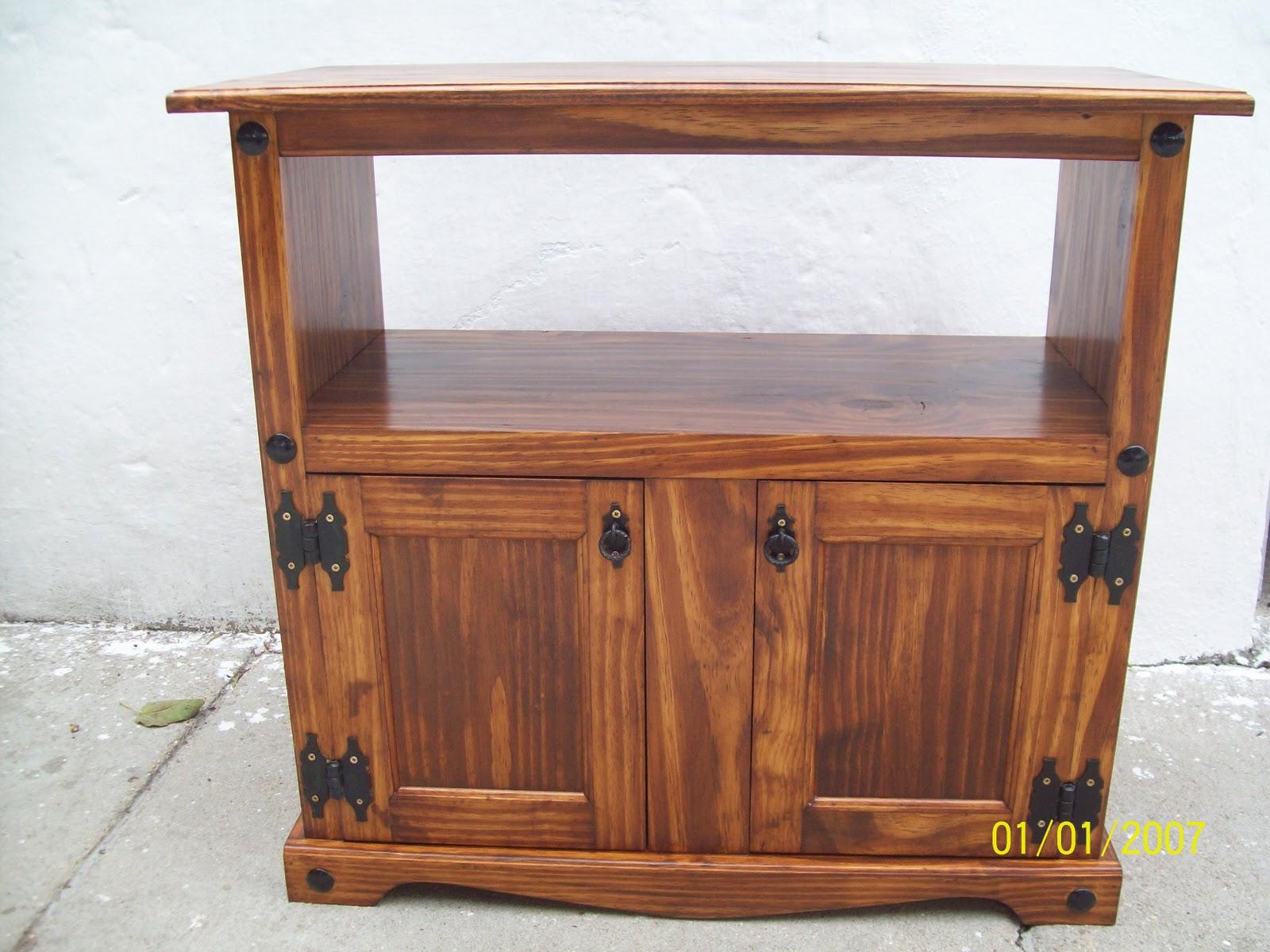 Kozma muebles y mesas de tv - Muebles rusticos para tv ...