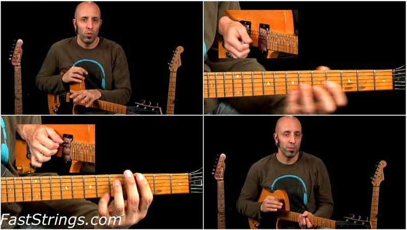 Chris Buono - 50 Funk Guitar Licks You Must Know