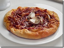 Pizza della riviera di Ponente