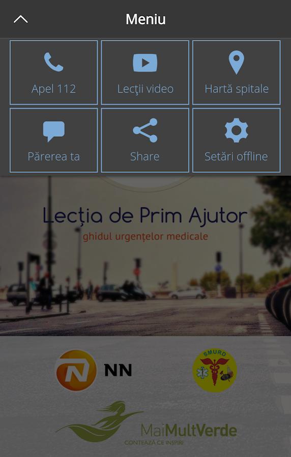 Lectia de Prim Ajutor- screenshot