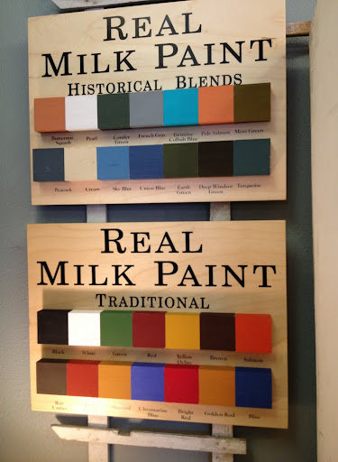 The Real Milk Paint