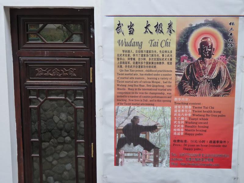 Chine. Yunnan Dali .En vélo vers le lac ERHAI - P1170823.JPG
