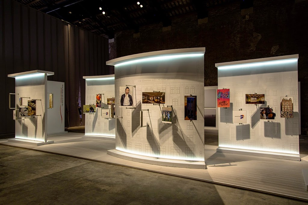 SWATCH FACES 2015 – PAVILION AT ARSENALE