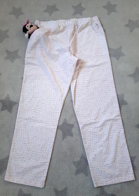 pantalón terminado