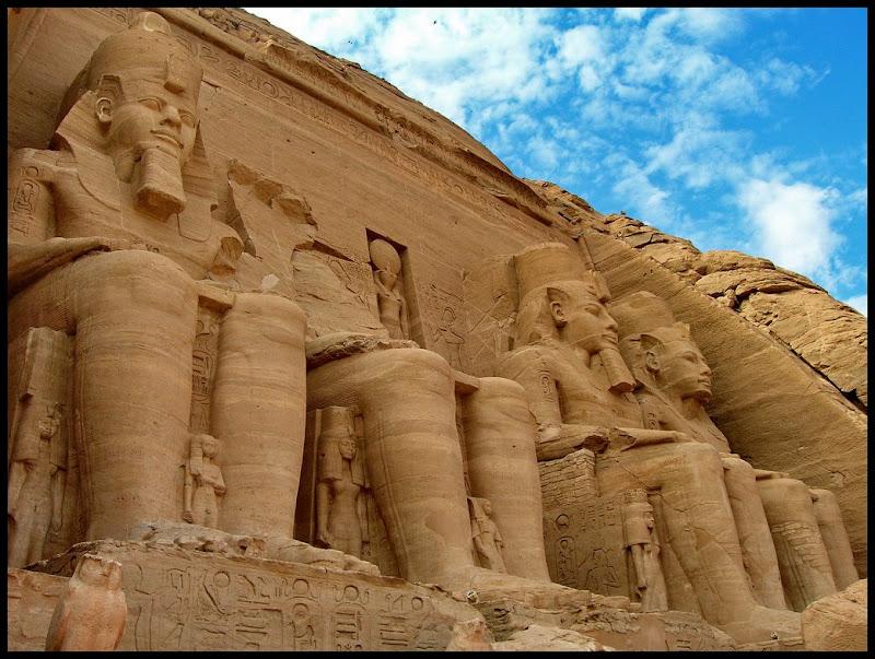Abu Simbel, Egyptian Magic